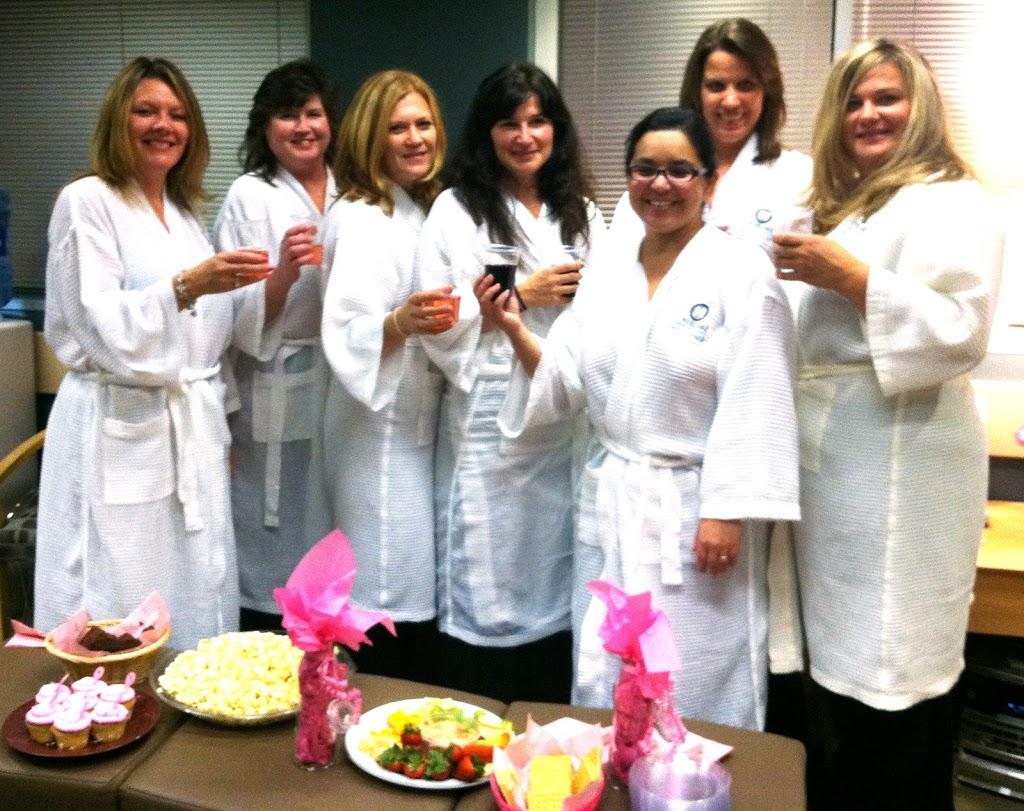 Overlake breast center