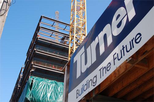 q turner construction company