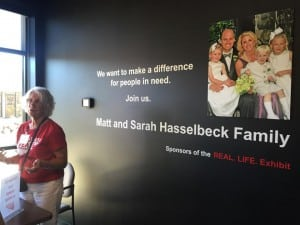 Hasselbeck support